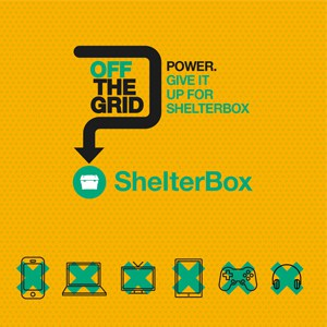 #OffTheGrid with Shelterbox