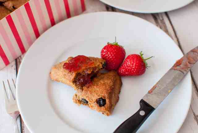 Clean eating scones recipe 9
