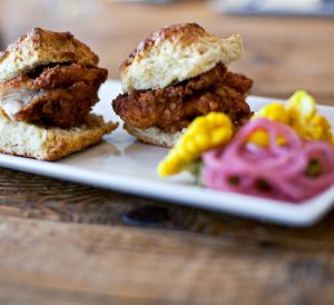 Yardbird Mama's Chicken Biscuits
