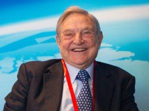 3. George Soros