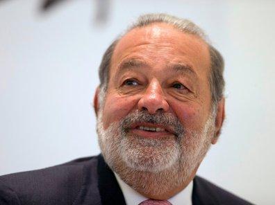 8. Carlos Slim Helú