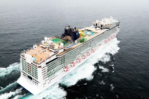 Križarka Norwegian Epic