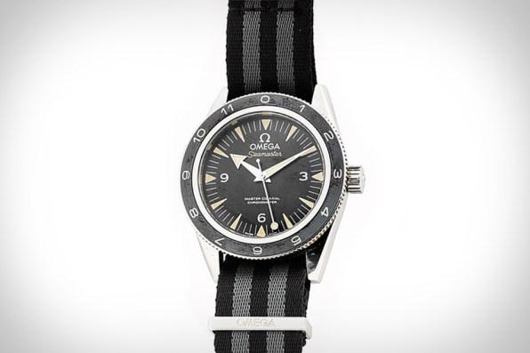 James Bons's Omega Seamaster – 19.800 evrov