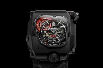 Urwer Time Hunter – 103.000 evrov