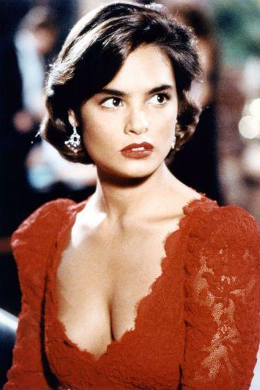 1989: Talisa Soto kot Lupe Lamora (Dovoljenje za ubijanje)