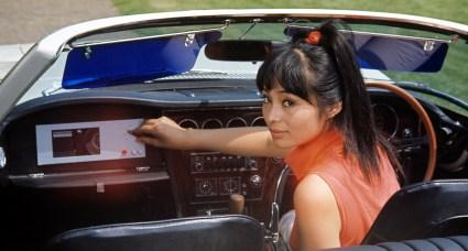 1967: Mie Hama kot Kissy Suzuki (007 – Samo dvakrat se živi)