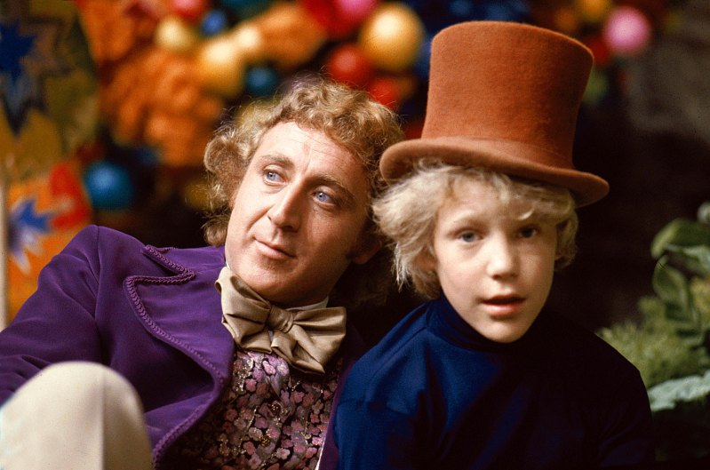 Njegov najljubši film je Willy Wonka & The Chocolate Factory (Willy Wonka in tovarna čokolade, 1971).