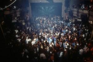 Žurerji na novoletni zabavi v Webster Hallu, 1993.