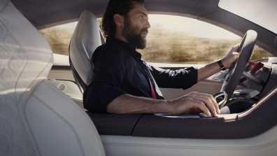 Novi BMW serije 8 - notranjost