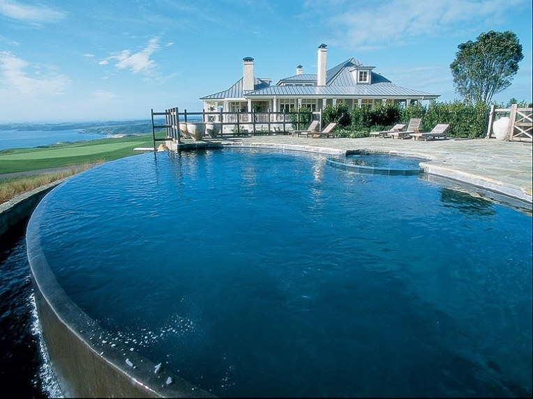 10 najboljših hotelov na svetu (2017): Kauri Cliffs, Matauri Bay, Nova Zelandija