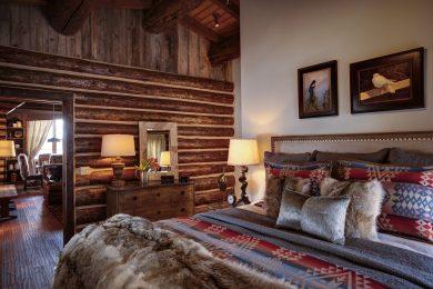 10 najboljših hotelov na svetu (2017): Bush Creek Ranch, Wyoming, ZDA