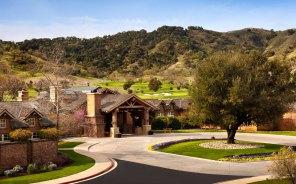 10 najboljših hotelov na svetu (2017): Roosewood Cordevalle, Kalifornija, ZDA
