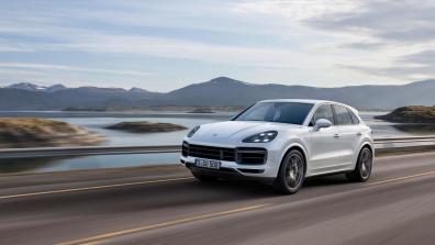 Novi Porsche Cayenne Turbo (2019)