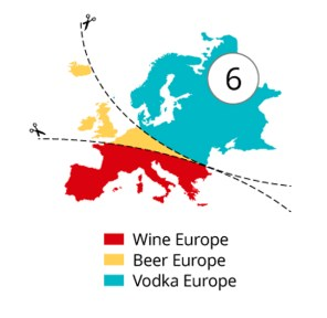 Atlas of Prejudice: evropski zemljevid stereotipov