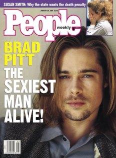 1995, Brad Pitt