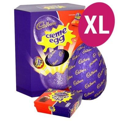 Cadbury's XL Creme Egg Easter Egg