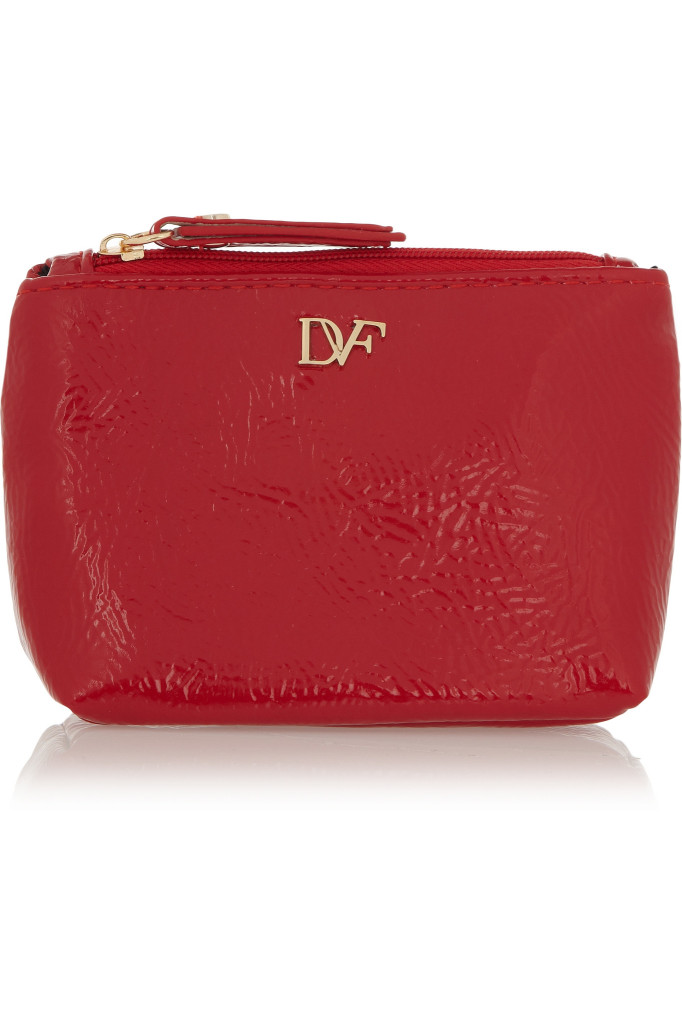 DVF Leather