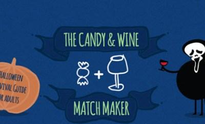 Halloween Candy Wine Pairing