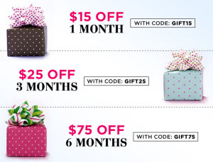 PopSugar MustHave Subscription Discount