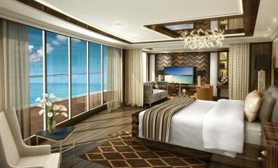 Regent Seven Seas Explorer Regency Suite
