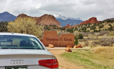 Silvercar garden of the gods