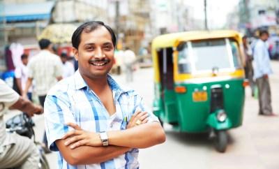 Uberauto rickshaw dehli