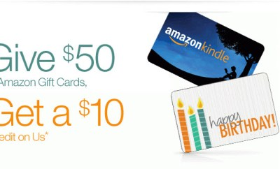 amazon gift card offer