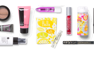 birchbox travel size products