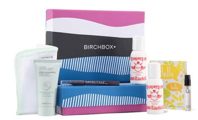 Birchbox 5th Anniversary Featured Box