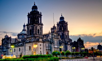 Mexico_City_Cathedral wikimedia