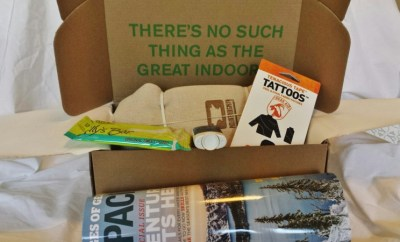 Cairn box review October contents