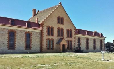Wyoming Territorial Prison exterior
