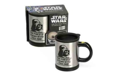 Special Star Wars Self Stirring Mug amazon