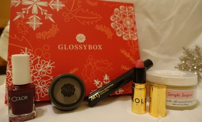 Glossybox December 2015 Review