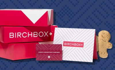 birchbox gift subscriptions