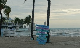 Key West Southernmost beach