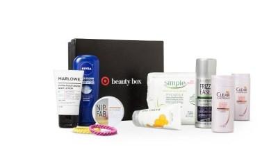 Target Beauty Box January