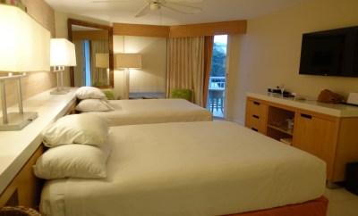 Hyatt Key West Deluxe Double beds