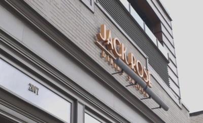 Jack Rose Sign