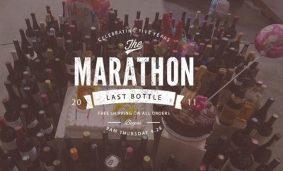 last bottle marathon april