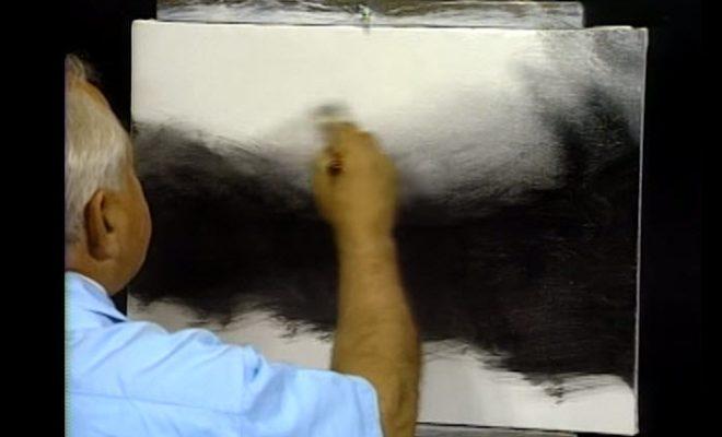 art of alexander sunlight canvas beginning
