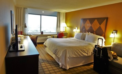 Four Points Fallsview King Bed Niagara Falls Hotels