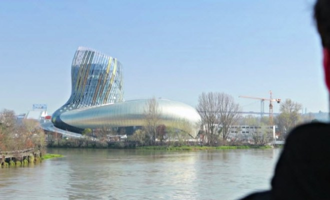 le cite du vin bordeaux wine amusement park