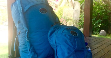 Backpack Review: Osprey Farpoint 55