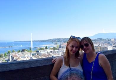A Surprise Trip To Geneva, Switzerland!