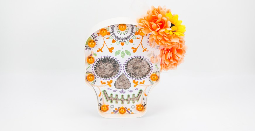 Sugar Skull by Jen Evans_Featured