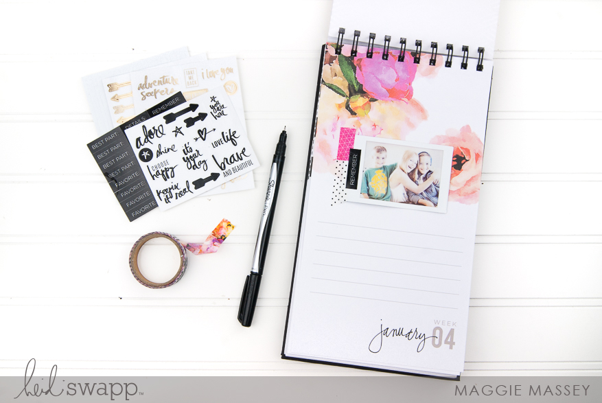 The Heidi Swapp InstaLove Collection...perfect for Christmas Gifts! @MaggieWMassey for @HeidiSwapp