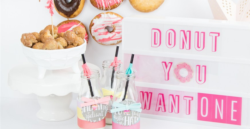 Donut You Want A Party by Jen Evans_Feature