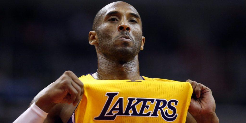 Kobe Bryant's height 1