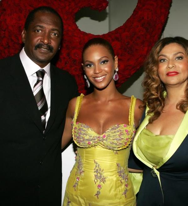 Beyonce And parents